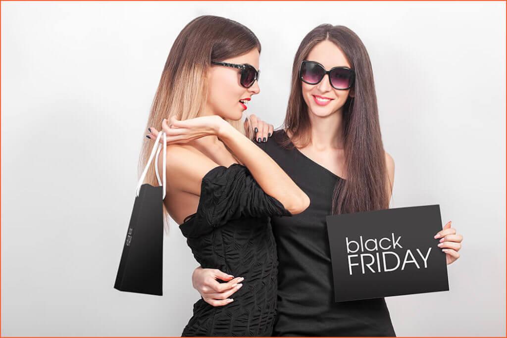 Agencia escort de lujo en black friday
